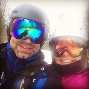 Sandra Felger Feb 2016 - happy Ski with Confidence customerr